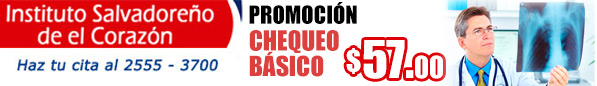 Promoción chequeo básico