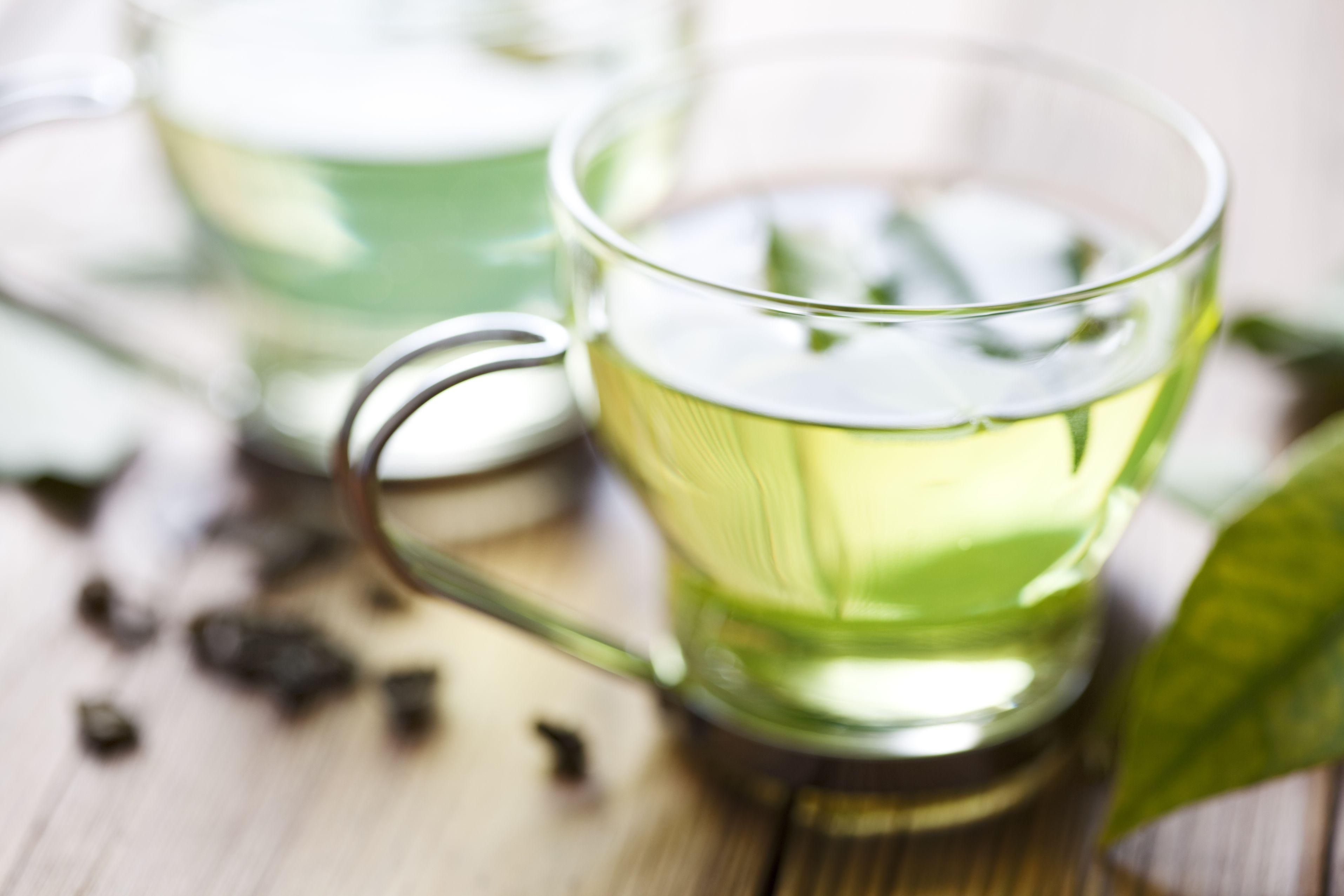 A que hora es mejor tomar el te verde para adelgazar
